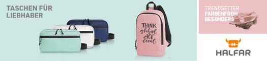 Werbeartikel Werbegeschenk Taschen